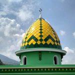 Kubah Masjid sibolga