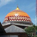 kubah masjid samarinda