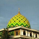 Kubah Masjid dumai