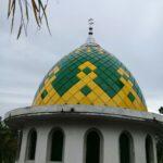 kubah masjid pacitan