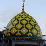 kubah masjid Tangerang