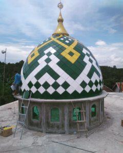 Harga Kubah Masjid Malang
