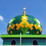 Kubah Masjid Diameter 3 meter
